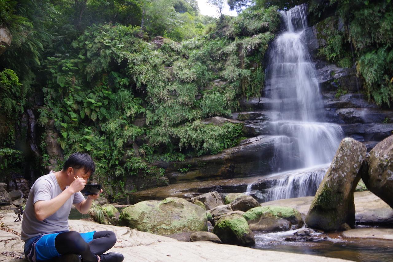ナーラの滝カヤックツアー